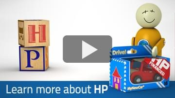 Learn More About HP Finance